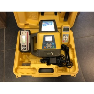 Topcon RL200 2S demo | Infra-tools.nl